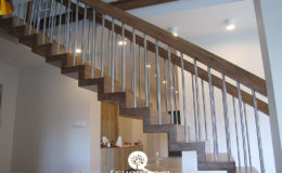Schody Q.PL Torun Dywanowe wiszace debowe balustrada rura inox pion (1)